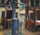 Gryffindor Dormitories