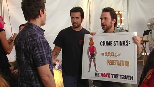 Its Always Sunny In Philadelphia - Season 5, Episode 11 - Mac and Charlie Write a Movie
