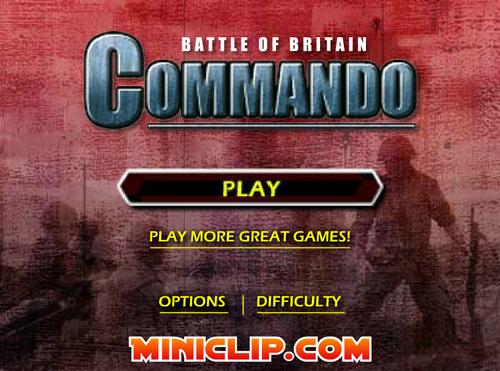 Commando Game Commando 2