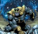 Thanos (Tierra-616) / Galería