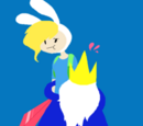 Fionna & Ice King
