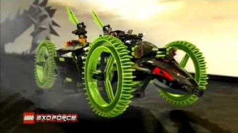 Lego Mobile Devastator Commercial