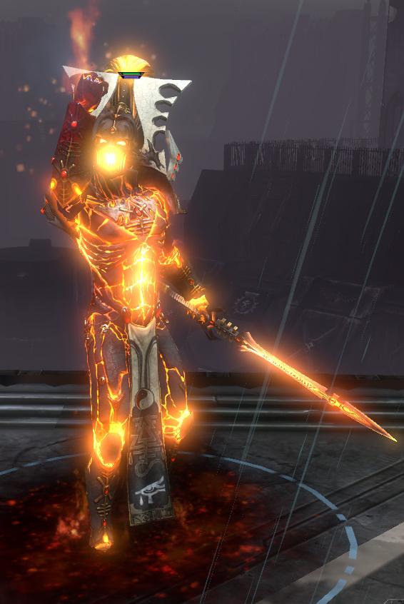 avatar of khaine vs sephiroth | SpaceBattles Forums