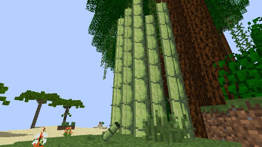 Bamboo | Minecraft Wiki | FANDOM powered by Wikia
