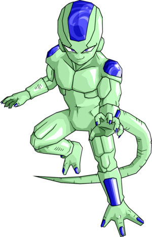 Frost Dragonball