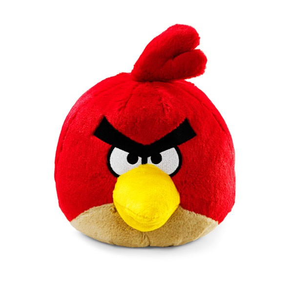 Angry Birds Stuffed Toys : Red angry birds wiki
