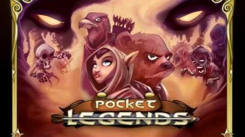 Pocket Legends Mobile MMO Trailer