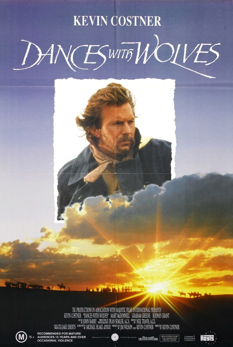 Dances with Wolves on Moviepedia: Information, reviews ...