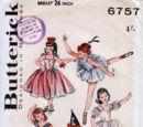 Butterick 6757