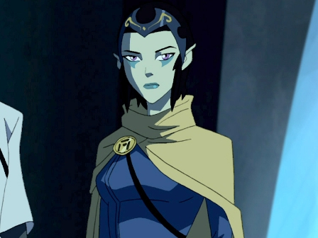 Alanna Young Justice Wiki The Young Justice Resource