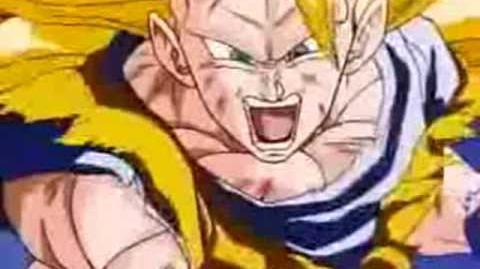 DBZ - Goku vs Kid Buu AMV, World So Cold
