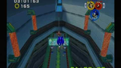 Sonic Heroes videos