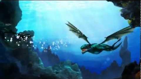 Train a Water Dragon