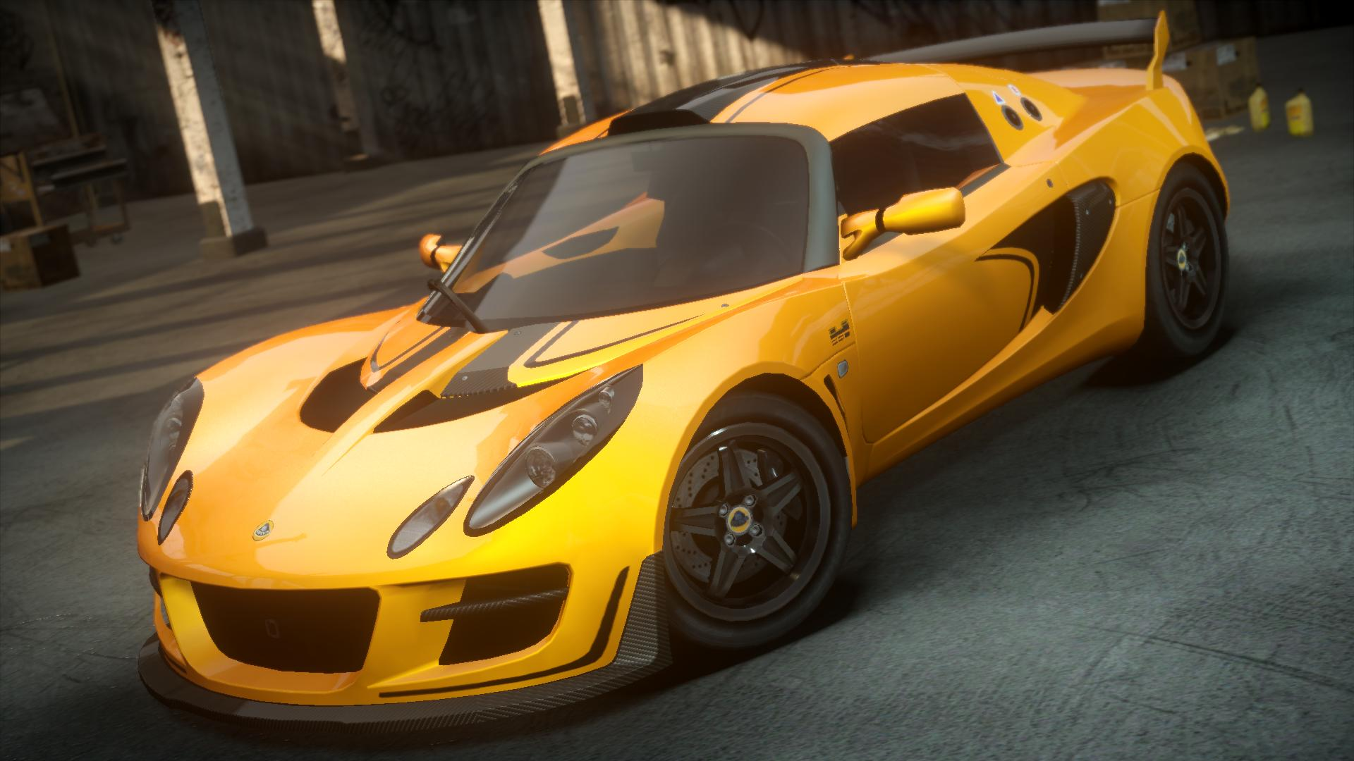 lotus exige cup 260 at the need for speed wiki need for speed series information. Black Bedroom Furniture Sets. Home Design Ideas