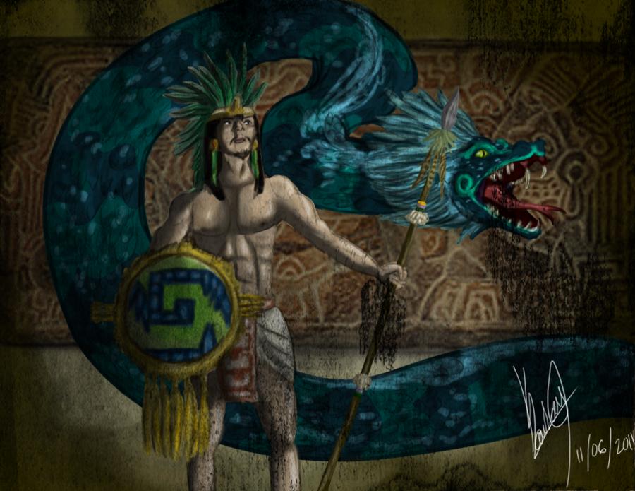 Quetzalcoatl - Camp Az...