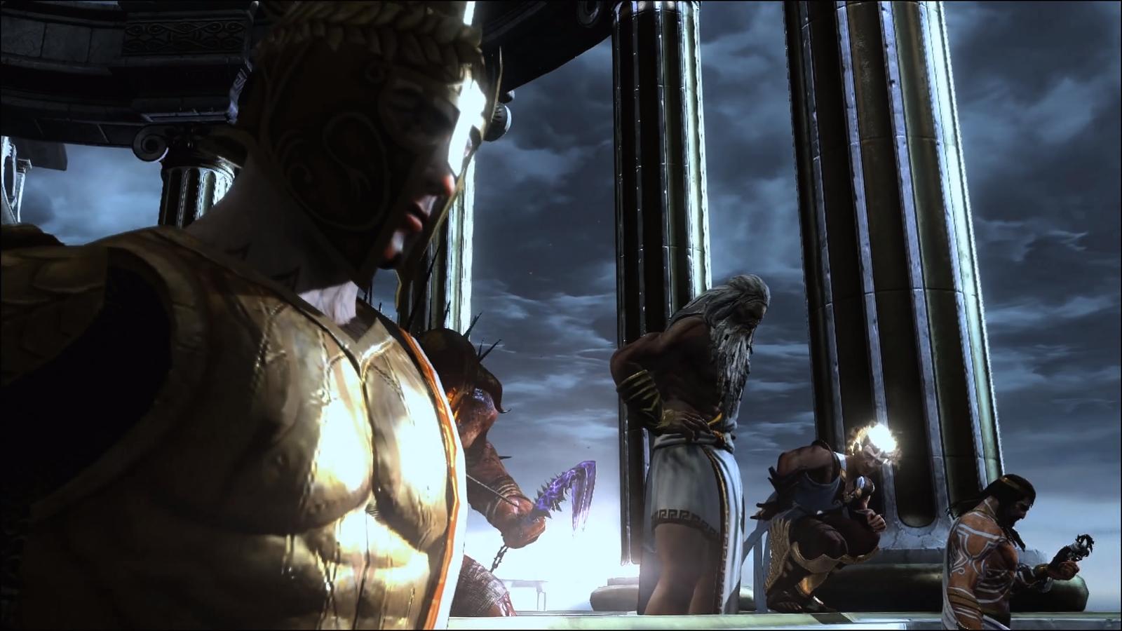 Dioses god of war wiki god of war ascension kratos for God of war 3 jardines del olimpo