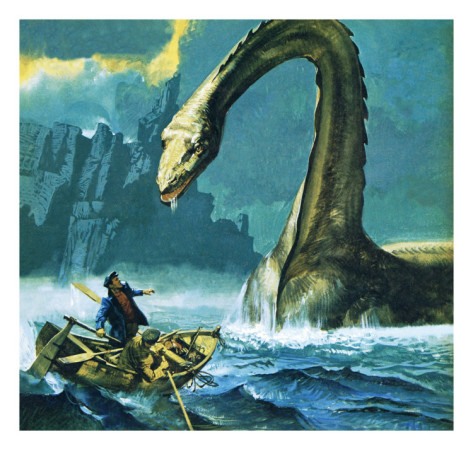 the loch ness monster a modern myth The loch ness monster is maybe the greatest and certainly the most sturdy  cryptid myth of the modern age but after a century or so of.