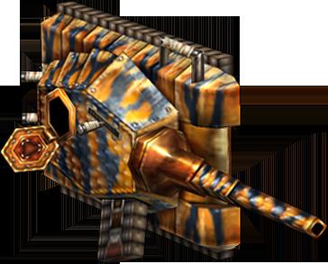 Tigrex Wargun