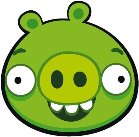 Image Pig Frontjpg Angry Birds Wiki