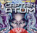 Captain Atom (Vol 2) 1