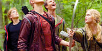 are cato and glimmer dating Think cato sleeping together jack #the hunger during the official trailer for me this millioner.