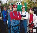Stupid Mario Brothers