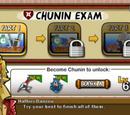Chunin Exam (mobile)