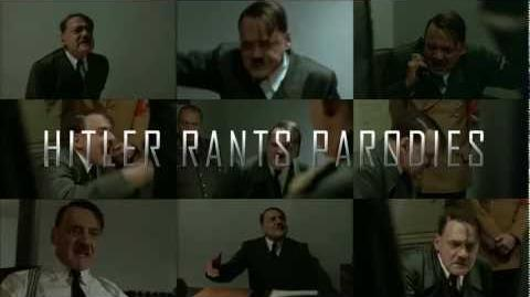 Hitler and Speer's door knocking