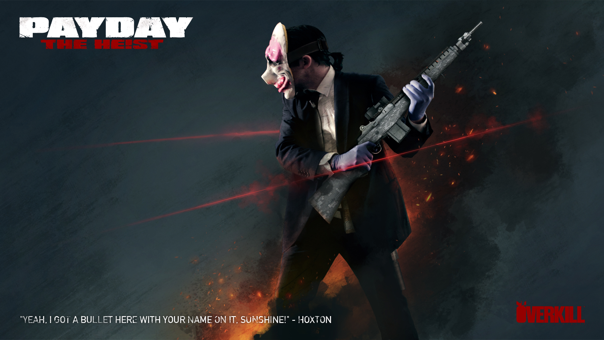 payday the heist wallpaper 1920x1080
