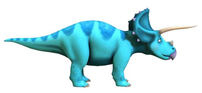 Triceratops - Dinosaur Train Wiki