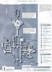 Academia map ffxiii-2 complete guide