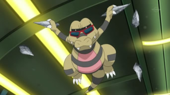 Piche S Pokemon Krokorok Ash Images  Pokemon Images