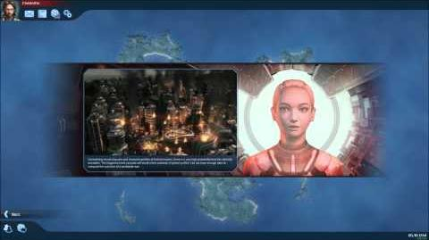 Anno 2070 - World Event Nordamark Line