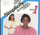 Simplicity 5230 A