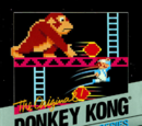 Games in the Donkey Kong series