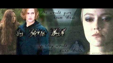 As You Wish By Marsbareater12 (Saving Bree Tanner Contest 2nd place Winner)