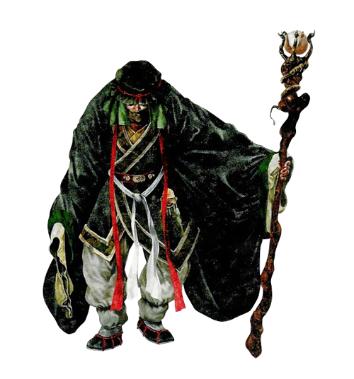 Warriors Orochi 3 Ultimate Unlock Characters: Pang Tong Concept Artwork (DW3).png
