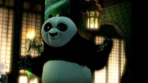 Kung Fu Panda (VG) (2008) - Nintendo DS, Wii, PS2, PS3, PC, Xbox 360