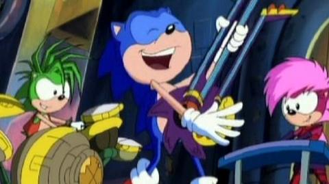 Sonic Underground Volume One (2007) - Home Video Trailer