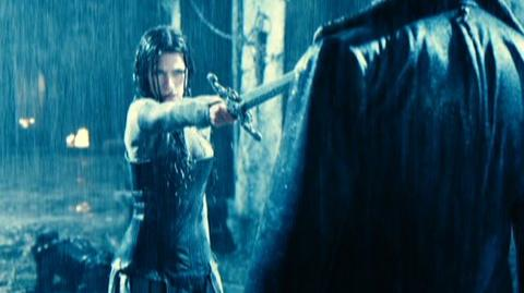 Underworld Rise Of The Lycans (2009) - Clip I dont want to defeat you