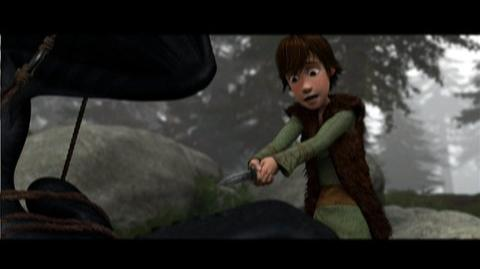 How To Train Your Dragon (2010) - Featurette Dragons in 3D