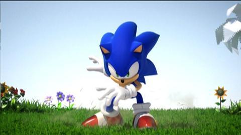 Sonic Generations (VG) (2011) - Genesis Era trailer