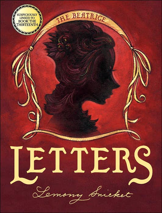The Beatrice Letters at The Lemony Snicket Wiki