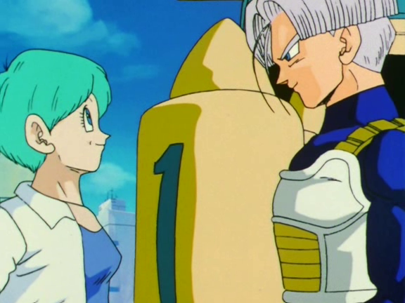 Future Bulma - Dragon Ball Wiki