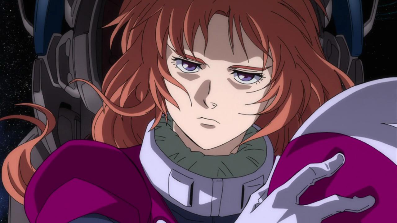Marida Cruz Gundam Wiki