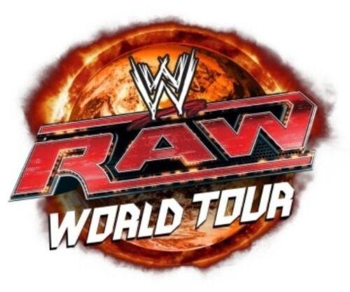 WWE World Tour 2012