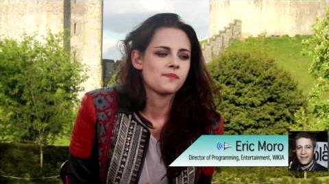 Kristen Stewart Interview