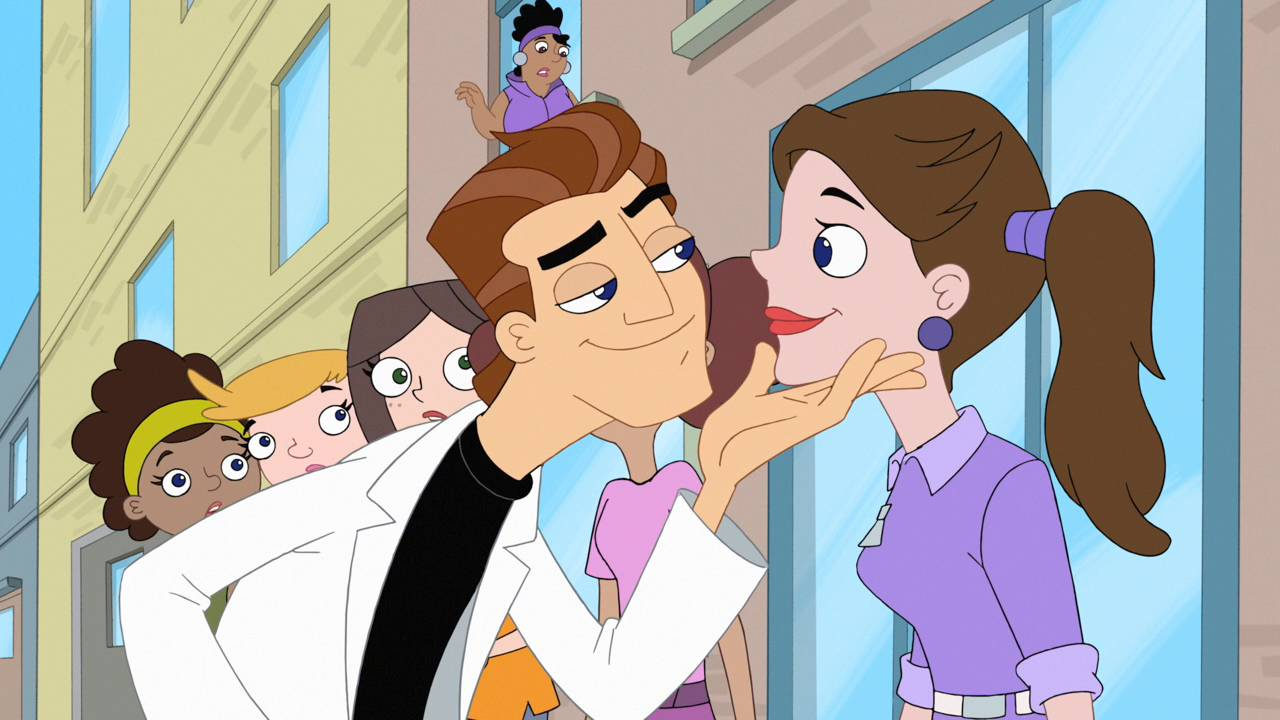 I M Handsome Phineas And Ferb Wiki Your Guide To