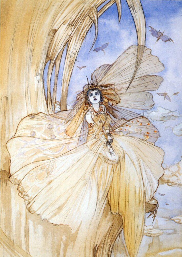 Sarah final fantasy final fantasy wiki wikia - Princesse sarah 5 ...