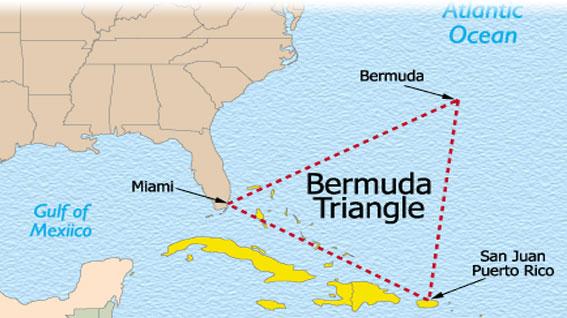 the mysterious bermuda triangle essay